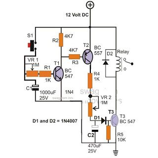 17 Best ideas about Simple Electronic Circuits on