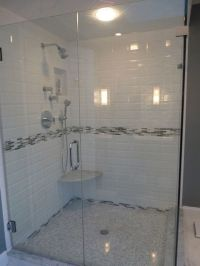 34 best images about floor tile trim on shower wall on ...