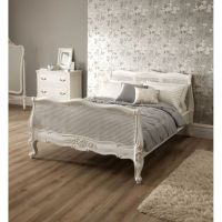 White Wicker Bedroom Furniture Uk With Vintage Design And