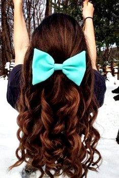 36 Best Images About Teen Hairstyles On Pinterest Big Bows Long