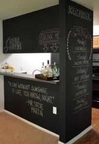 25+ best ideas about Chalkboard paint walls on Pinterest ...
