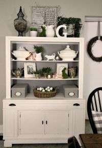25+ Best Ideas about China Cabinet Display on Pinterest ...