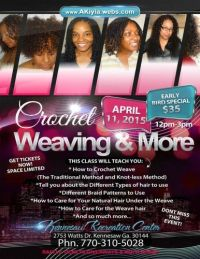 New Event Flyer | Natural hair events | Pinterest ...