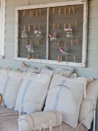 25+ best ideas about Old window screens on Pinterest ...