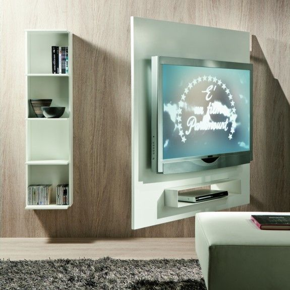 Pacini e Cappellini Ghost TV Wall Mount Unit  It is a TV