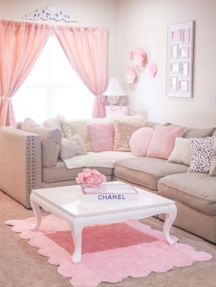 25 best ideas about Pink Bedroom Decor on Pinterest