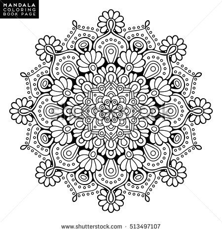 25+ best Flower mandala ideas on Pinterest