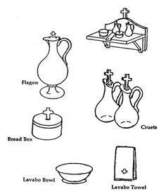 17 Best images about Altar Guild Ideas on Pinterest
