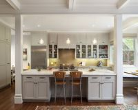 Load bearing wall columns look like part of the design ...