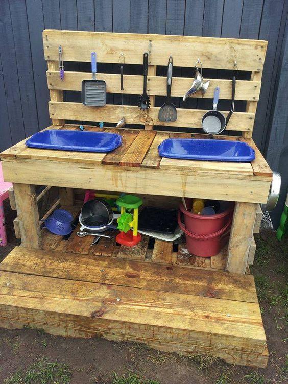 25 Best Ideas About Kids Outdoor Furniture On Pinterest Pallet
