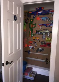 25+ best ideas about Gun closet on Pinterest | Gun safe ...