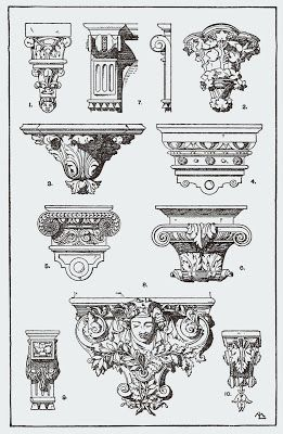1000+ images about Vintage architectural, decorative and