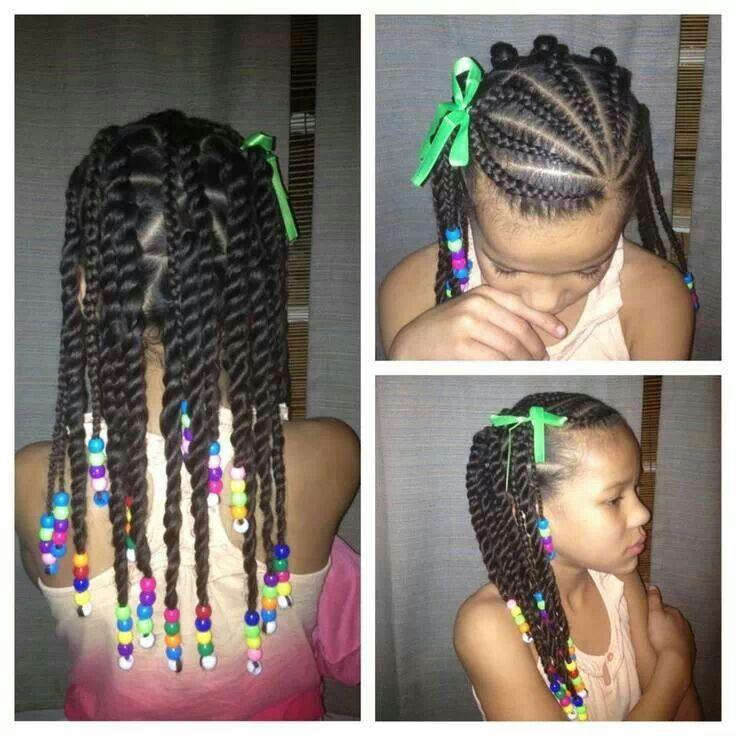 Kids braid style  Braids natural hair twist and dred loc