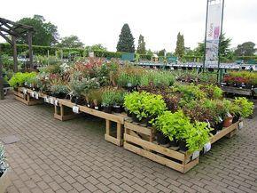 1000 Ideas About Garden Center Displays Sur Pinterest Magasins