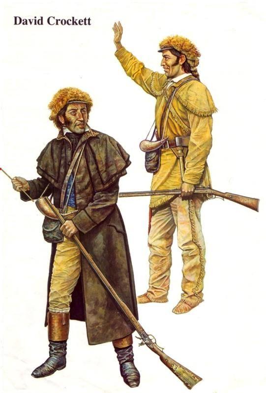 Mexican Soldiers Battle San Jacinto | 541 x 799 jpeg 54kB