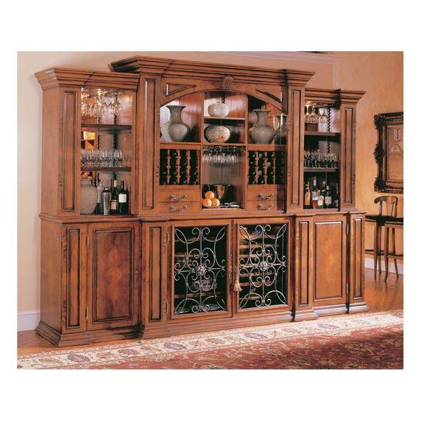 wine bar wall unit  Wine Storage  Display  Pinterest