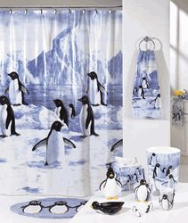 14 Best Images About My Penguin Bathroom! On Pinterest