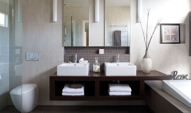 Competition Winners Style Bathroom