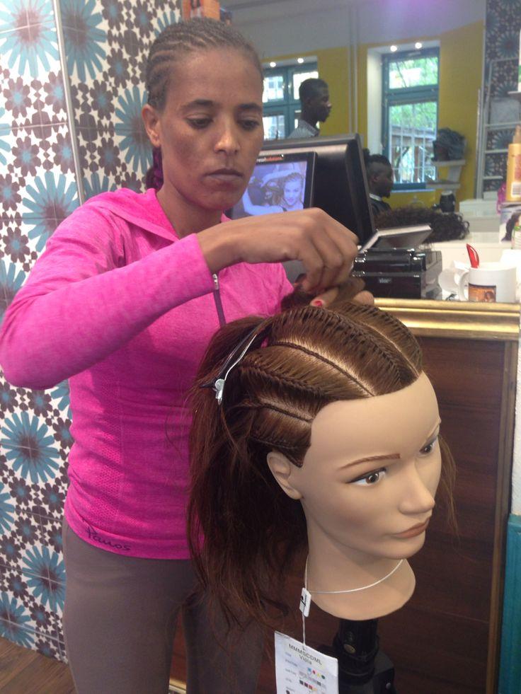 Albaso Ethiopia Amp Eritrea Hair Braiding Style Pinterest