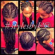 #stylesbyk ghana cornrows creative