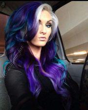 galaxy hair #beauty #trusper