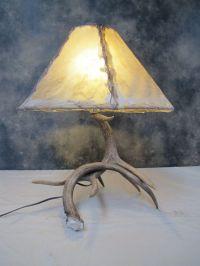 Best 25+ Deer antler lamps ideas on Pinterest