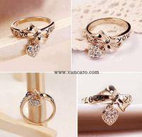 Super cute promise ring