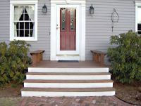 17 Best ideas about Front Door Steps on Pinterest | Front ...
