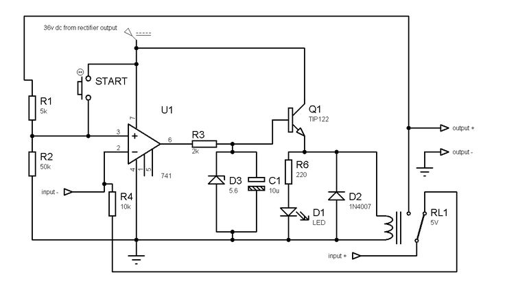 Power Supply Short Circuit Protection ~ ELECTRONICS