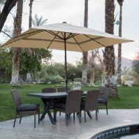 17 Best ideas about Rectangular Patio Umbrella on ...