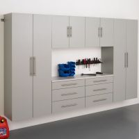 interior garage decorations pictures storage cabinets ...