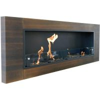 25+ Best Ideas about Wall Mounted Fireplace on Pinterest