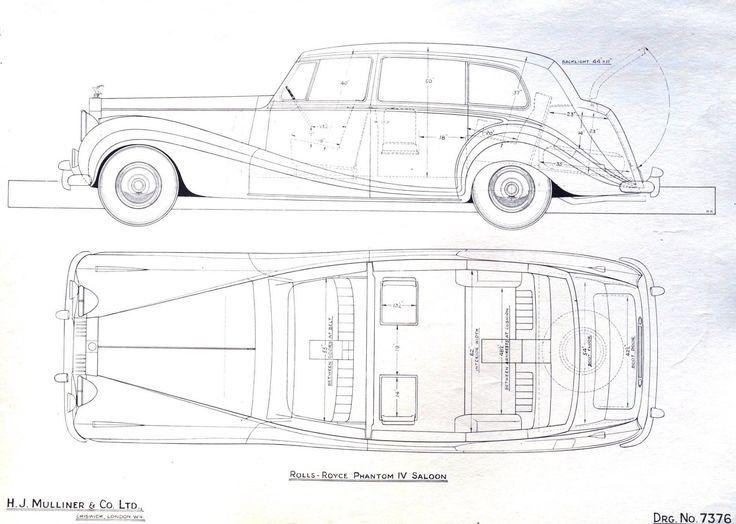 Top 108 ideas about Phantom IV (1950-1956) on Pinterest