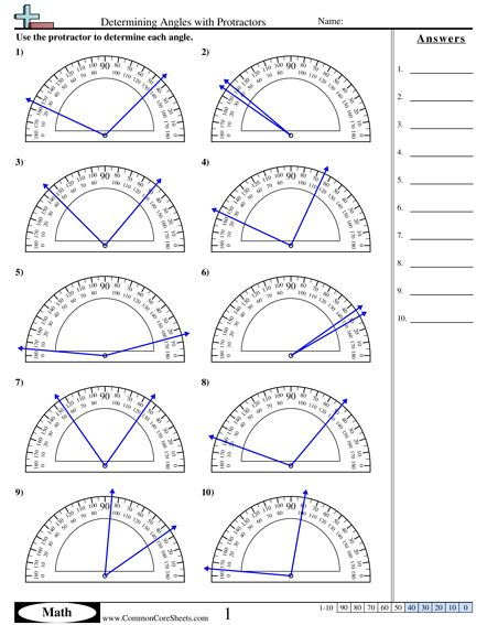 4th Grade » 4th Grade Math Worksheets And Answers