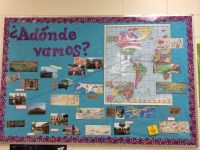 25+ best ideas about Spanish Bulletin Boards on Pinterest