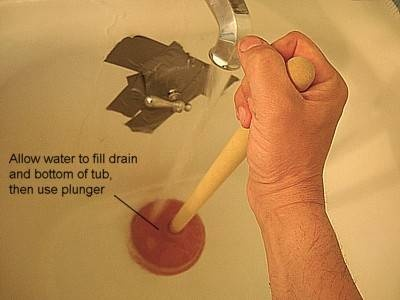 1000+ ideas about Unclog Tub Drain on Pinterest