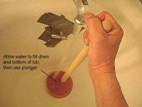 1000+ ideas about Unclog Tub Drain on Pinterest | Cleaning ...