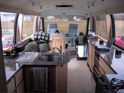 This is a great read and great advice  living full time in an RV with less including less