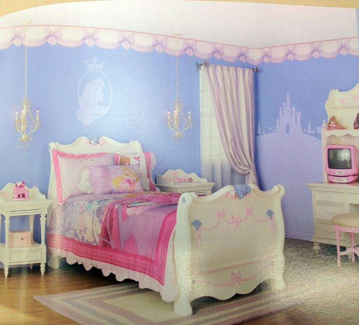 17 ideas about Princess Bedroom Decorations on Pinterest