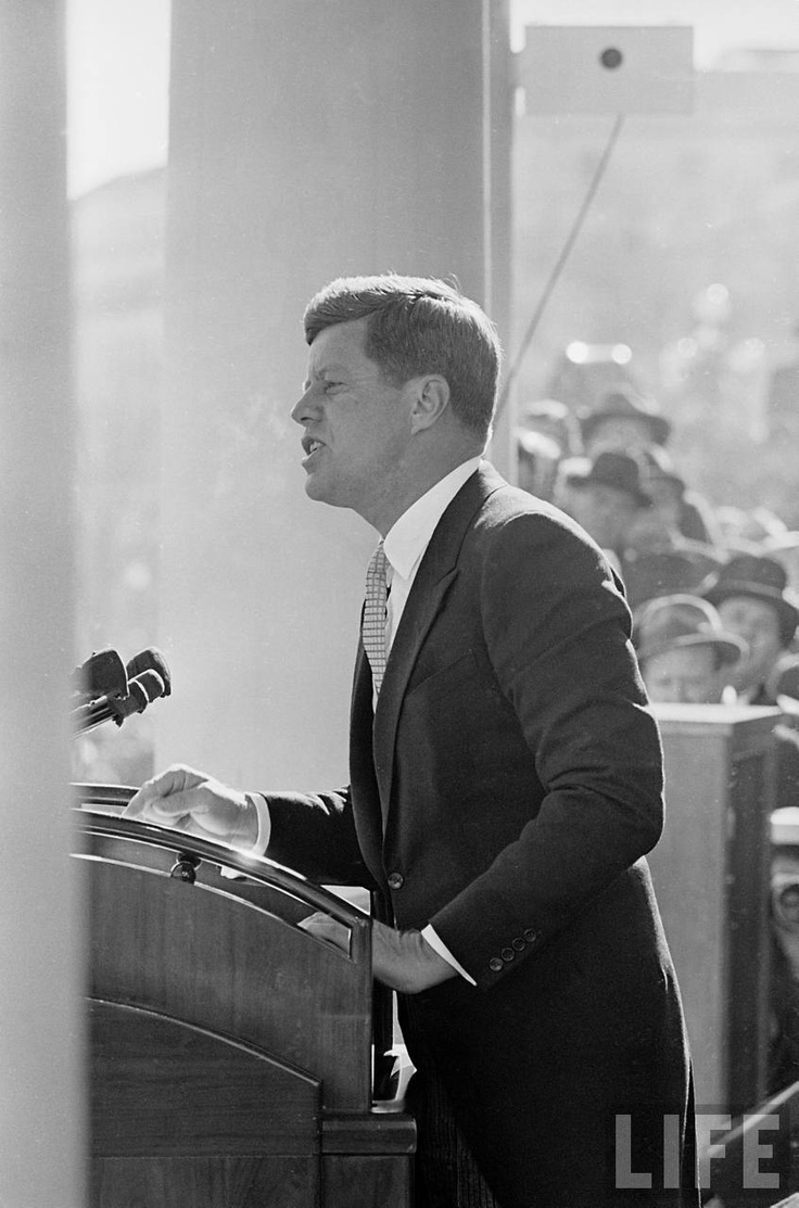 50 years ago today JFK made in an indelible mark in the history of the American
