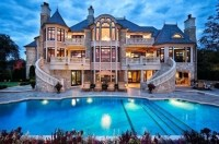 Huge house!!   Awesome houses   Pinterest   A house, What ...
