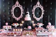 luxury-elegant-pink-white-paris-theme-baby-shower-dessert