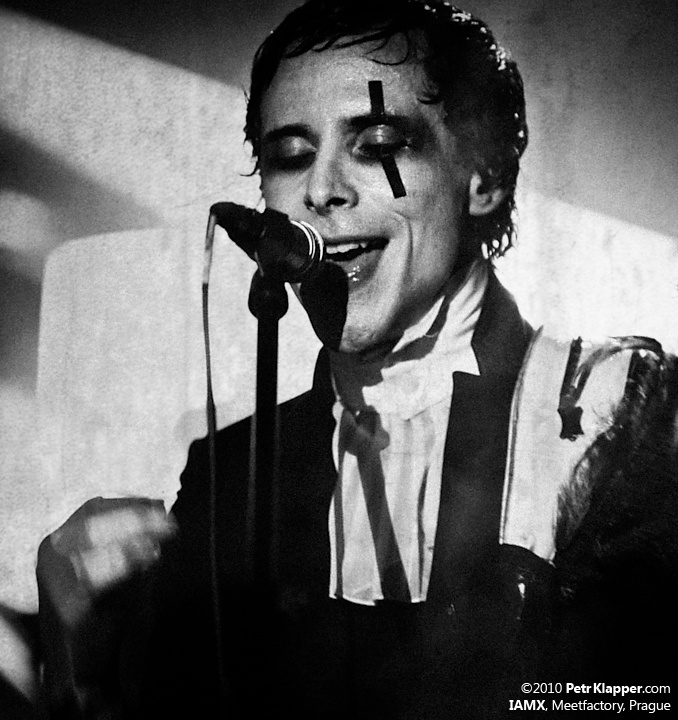 20 best images about IAMX. on Pinterest | Coats. Posts and Photographs