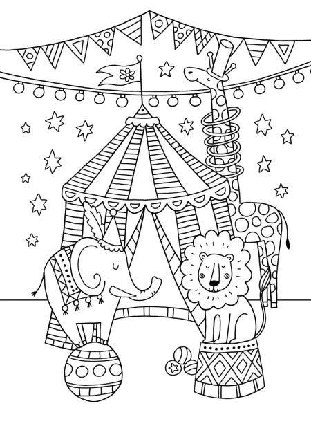25+ best ideas about Circus crafts preschool on Pinterest
