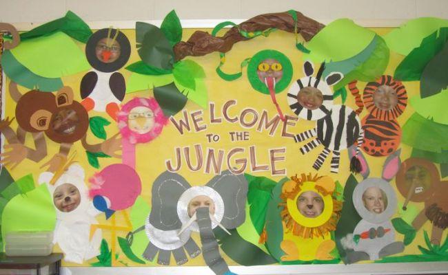 235 Best Images About Jungle Safari Theme Preschool On