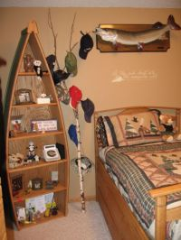 1000+ ideas about Fishing Themed Bedroom on Pinterest