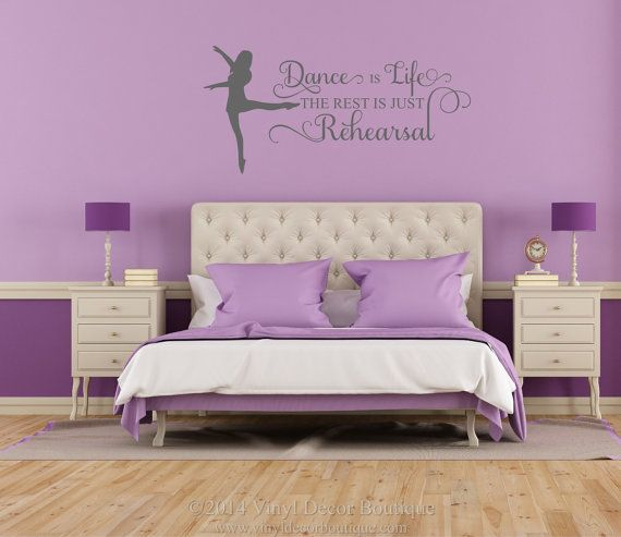 17 Best ideas about Dance Bedroom on Pinterest