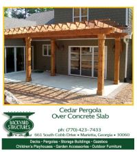 Attached Pergola Plans Free - WoodWorking Projects & Plans