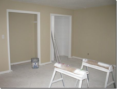 Wall Color Kilim Beige By Sherwin Williams For The 2nd