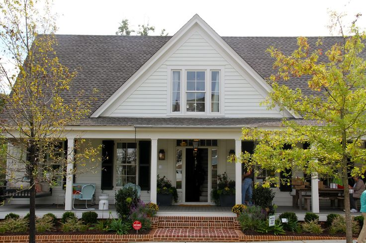 Southern Soul Mates 2012 Southern Living Idea House Exterior
